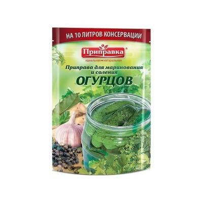 Приправа 'Приправка' для маринования и соления огурцов