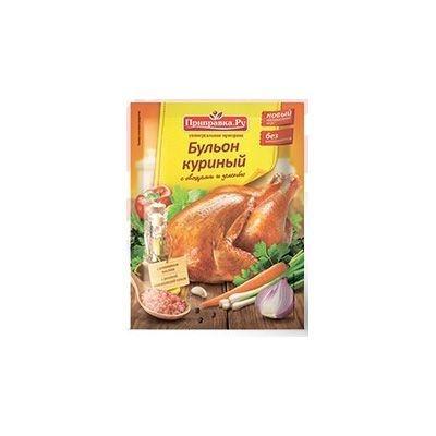 Приправа  универсальная 'Бульон куриный с овощами и зеленью'