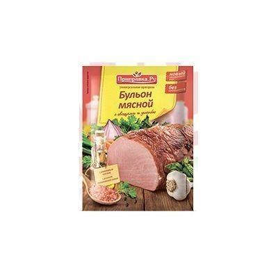Приправа  универсальная 'Бульон мясной с овощами и зеленью'