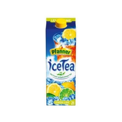 Холодный чай 'Pfanner' Лимонный