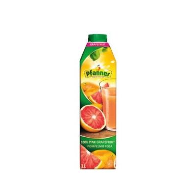 Сок 'Pfanner' из розового грейпфрута