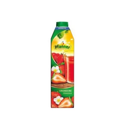Напиток 'Pfanner' клубничный с мякотью клубники