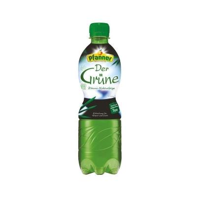 Холодный чай 'Pfanner' зеленый Лимоный с кактусом