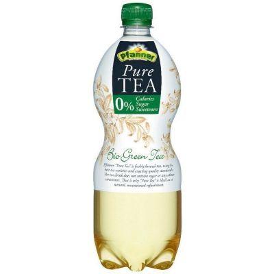 Холодный чай 'Pfanner' зеленый Pure Tea