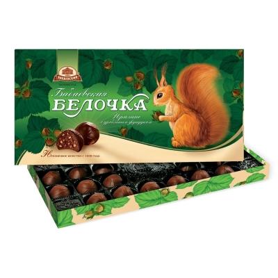 Шоколадный набор Бабаевская Белочка