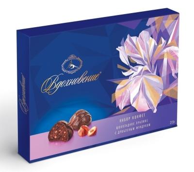 Шоколадный набор Бабаевский Вдохновение