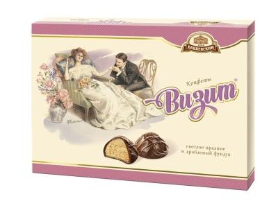 Шоколадный набор Бабаевский Визит