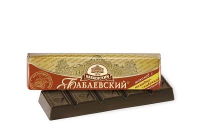 Батончик Бабаевский с помадно-сливочной начинкой