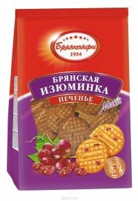 Печенье Брянконфи Брянская изюминка мини