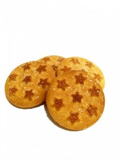 Печенье Брянконфи Волшебные звездочки с сахаром
