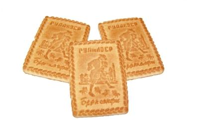 Печенье Брянконфи Гулливер со сгущеным молоком