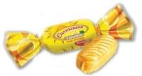 Карамель Воронежская КФ Солнышко вкус лимона