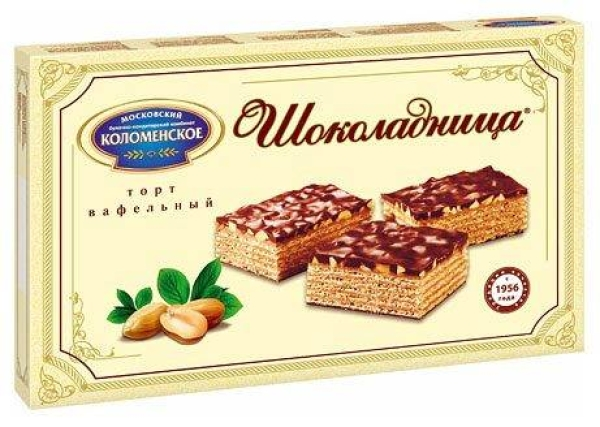 Торт Коломенское Шоколадница
