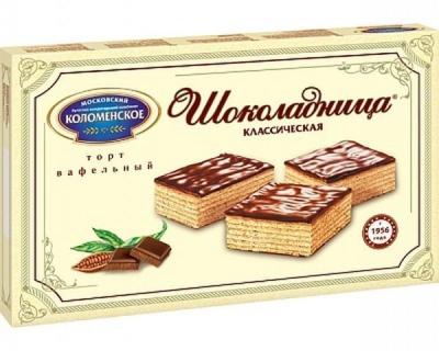 Торт Коломенское Шоколадница классическая
