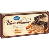 Торт Коломенское Шоколадница с миндалем