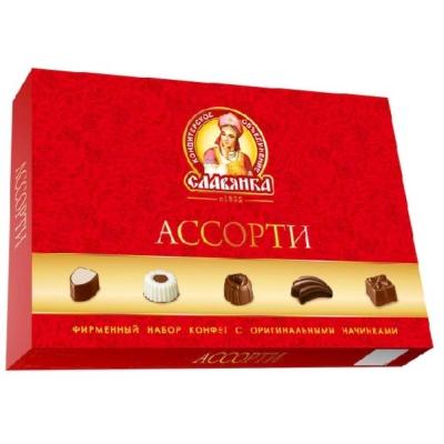 Шоколадный набор Славянка Ассорти