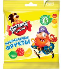 Мармелад Славянка Детский сувенир мармеладные фрукты