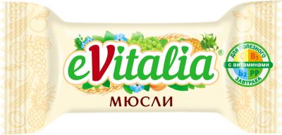 Конфеты Славянка Evitalia мюсли с витаминами