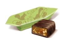 Конфеты Рот Фронт Грильяж в шоколаде