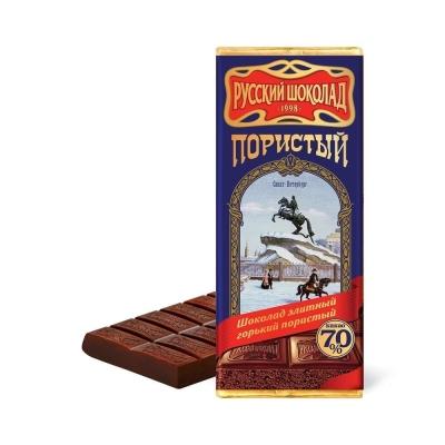 Шоколад Русский шоколад Элитный горький пористый