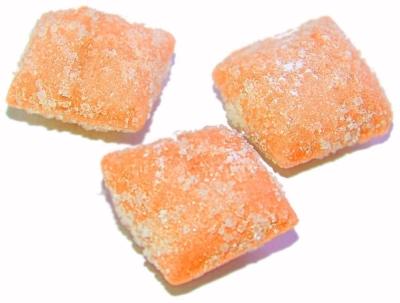 Карамель ТАКФ Открытая Желейная апельсин йогурт