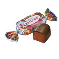 Конфеты ТАКФ Желейные со вкусом Клубники со сливками