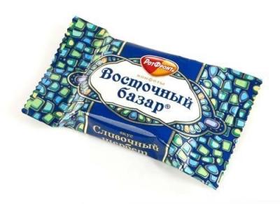 Конфеты ТАКФ Восточный базар вкус сливочный щербет