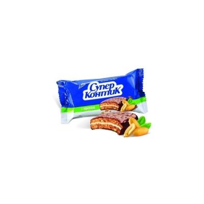 Печенье Супер-Контик с орехом