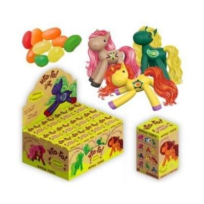 Жевательный мармелад + игрушка Иго-го Fresh Toys