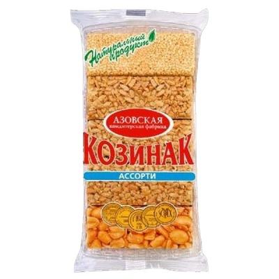 Козинак ассорти Азовская кондитерская фабрика
