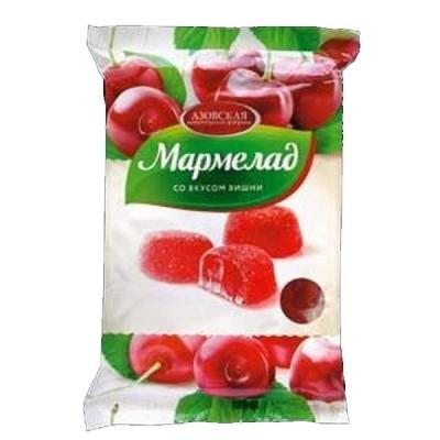 Мармелад  желейный Азовская кондитерская фабрика Со вкусом Вишни