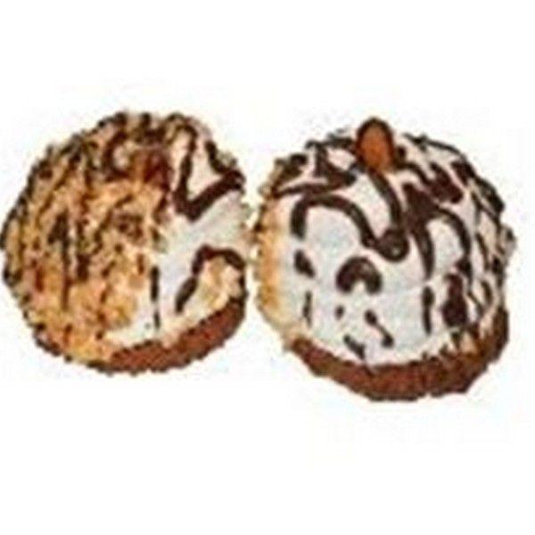 Печенье Ванюшкины Сладости Изобилие с миндалем