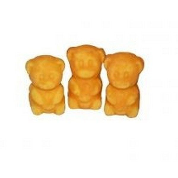 Печенье Ванюшкины Сладости Медвежьи сладости со сгущенкой