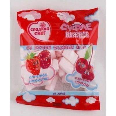 Суфле Витек Сладкий снег Садовые ягоды
