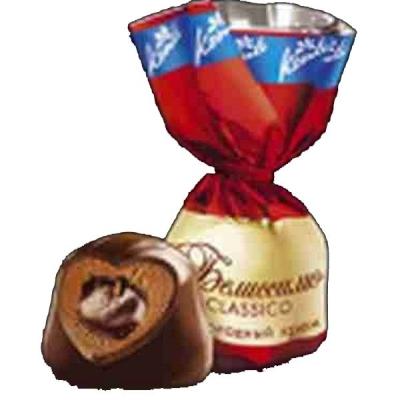 Конфеты Конти Белиссимо классико шоколадный вкус