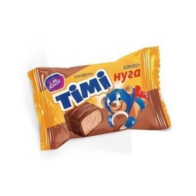 Конфеты Конти ТИМИ какао нуга