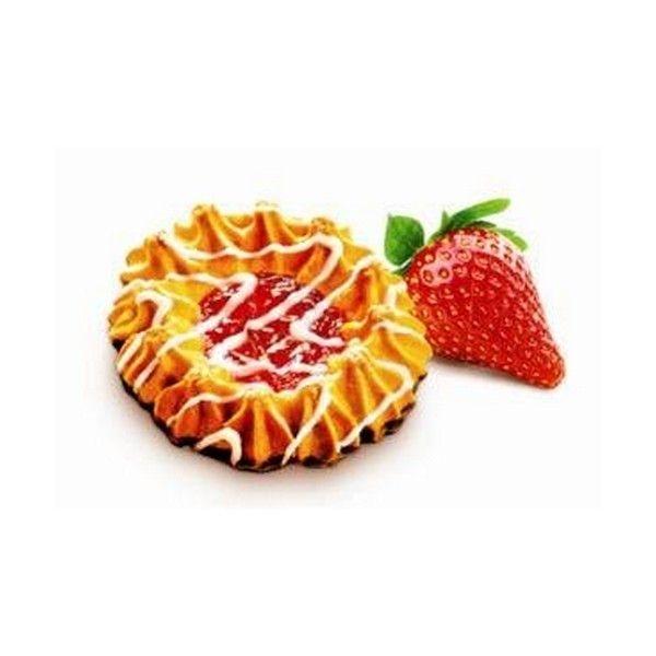 Печенье Белогорье Камилла в темной глазури с декором