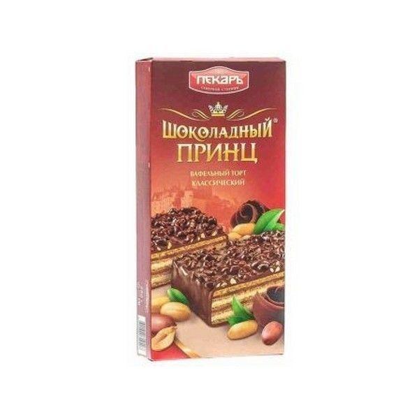 Торт Славянка Шоколадный принц классический