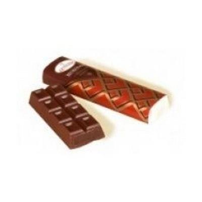 Батончик Славянка Крупская с шоколадной начинкой