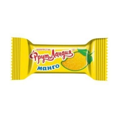 Конфеты Славянка Фрутландия со вкусом манго