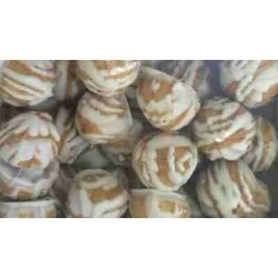 Печенье Колос Шарики-пышкарики в белой глазури