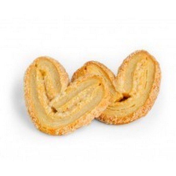 Печенье Колос Сахарные завитки