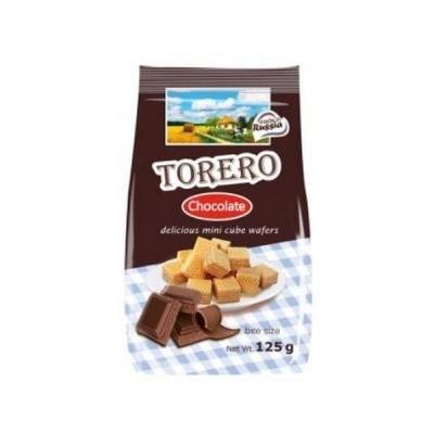 Мини-вафли Нежные Тореро с ароматом шоколада