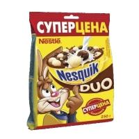 Готовый завтрак Несквик шоколадный №1 ДУО