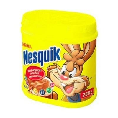 Напиток шоколадный НЕСКВИК быстрорастворимый ВитаМин