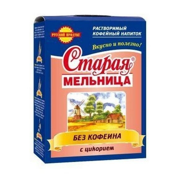 Кофейный напиток Русский Продукт Летний (с натуральным кофе)