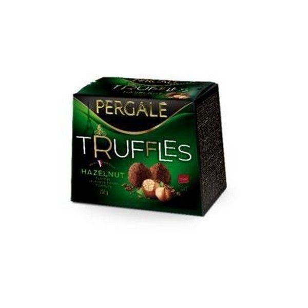 Набор конфет Pergale (Пергале) Трюфели с ореховым вкусом