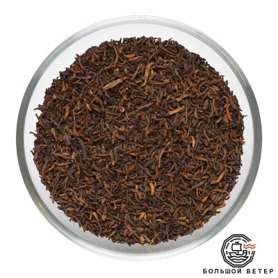 Чай черный Puerh 5 лет Китай