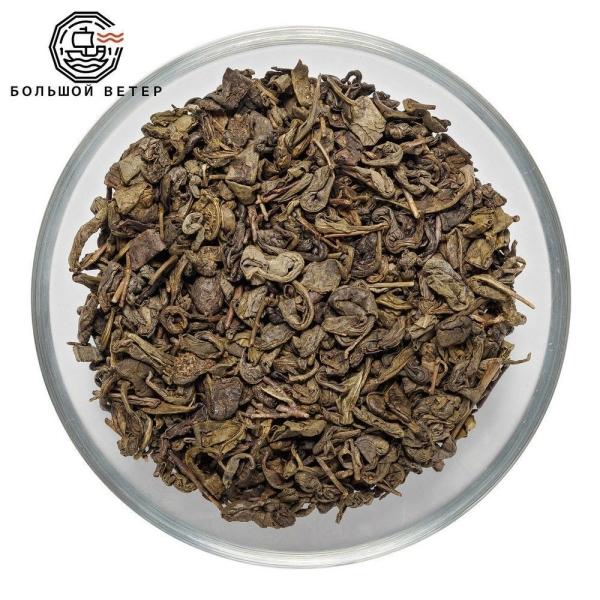 Чай зеленый Gunpowder 9501 Китай