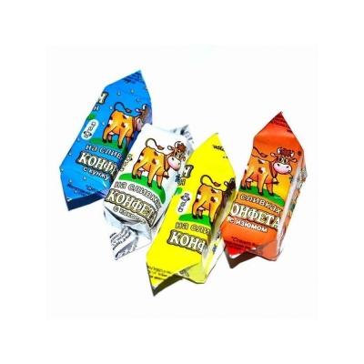 Конфеты Вольский кондитер Cream Fudge ассорти (Коровка)